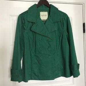 Sonoma Lightweight Double Breasted Peacoat